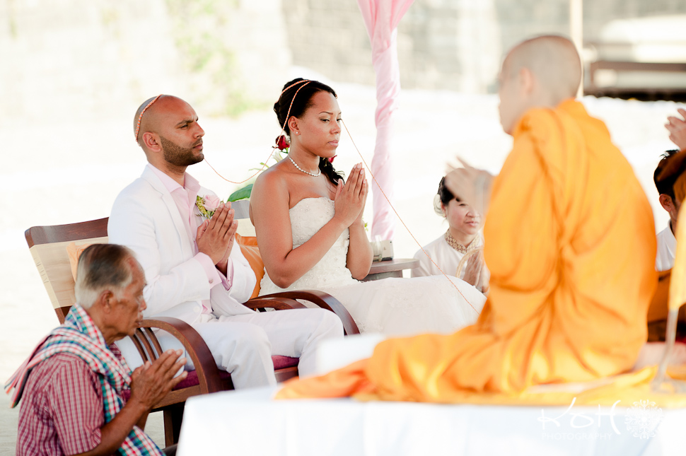 Exploring the 14 Traditional Steps of a Thai Wedding Ceremony